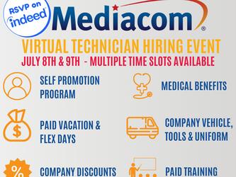 Technicians @ Mediacom