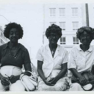 Three of the women who were shot.  Filin