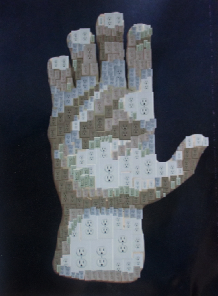 """Digital representation of """"digit"""""""