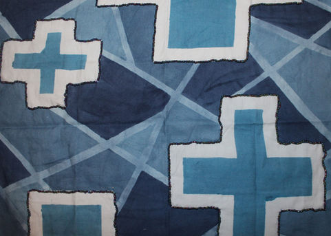 Swimming-Inspired Textile #10