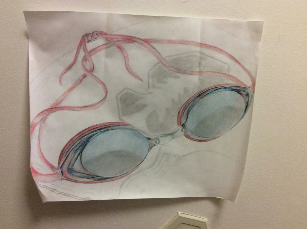 Cap and Goggles