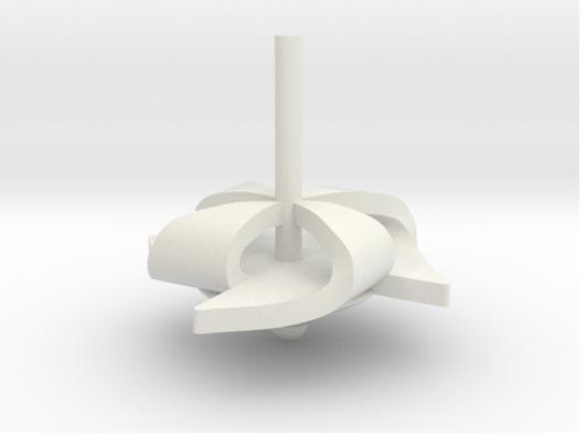 Pinwheel 3D model