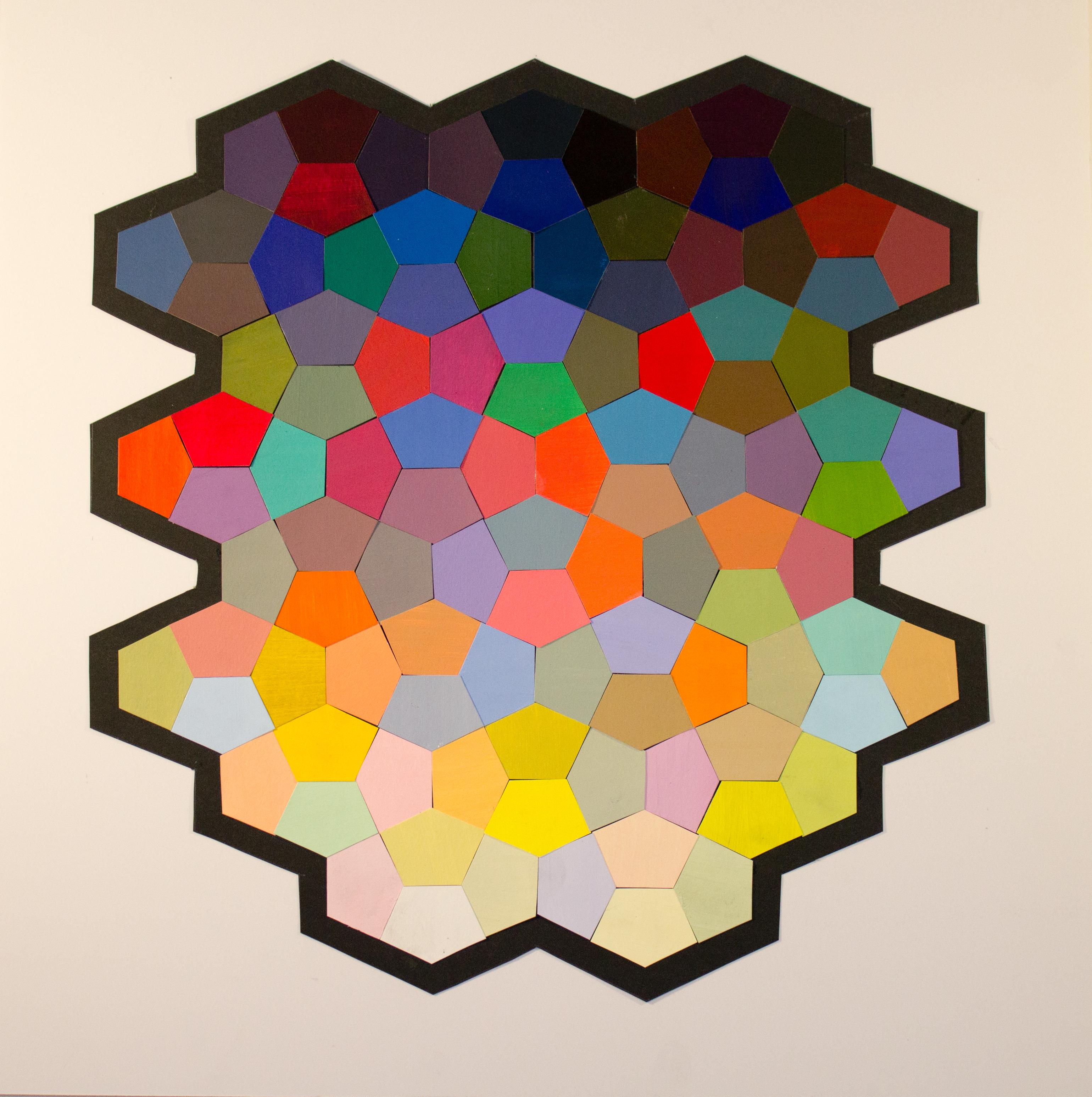 Color arrangement