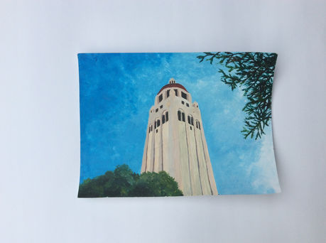 Hoover Tower (Stanford, CA)