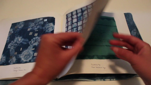 Textile Process Book