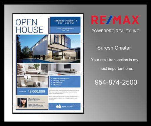 Real Estate Presentation Mirror