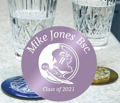 Special Event personalized Coaster