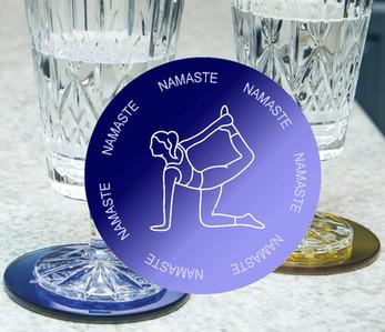 Unique Mirrored Coasters