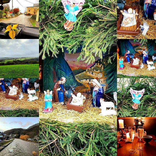 Bon Noel & Merry Christmas Fraiture & Ev