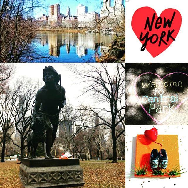 Wow, New York (Central park)heeft haar e
