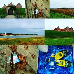 Jutland, wat geweldig om daar  doorheen