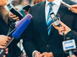 FIVE TIPS FOR ENGAGING WITH THE MEDIA