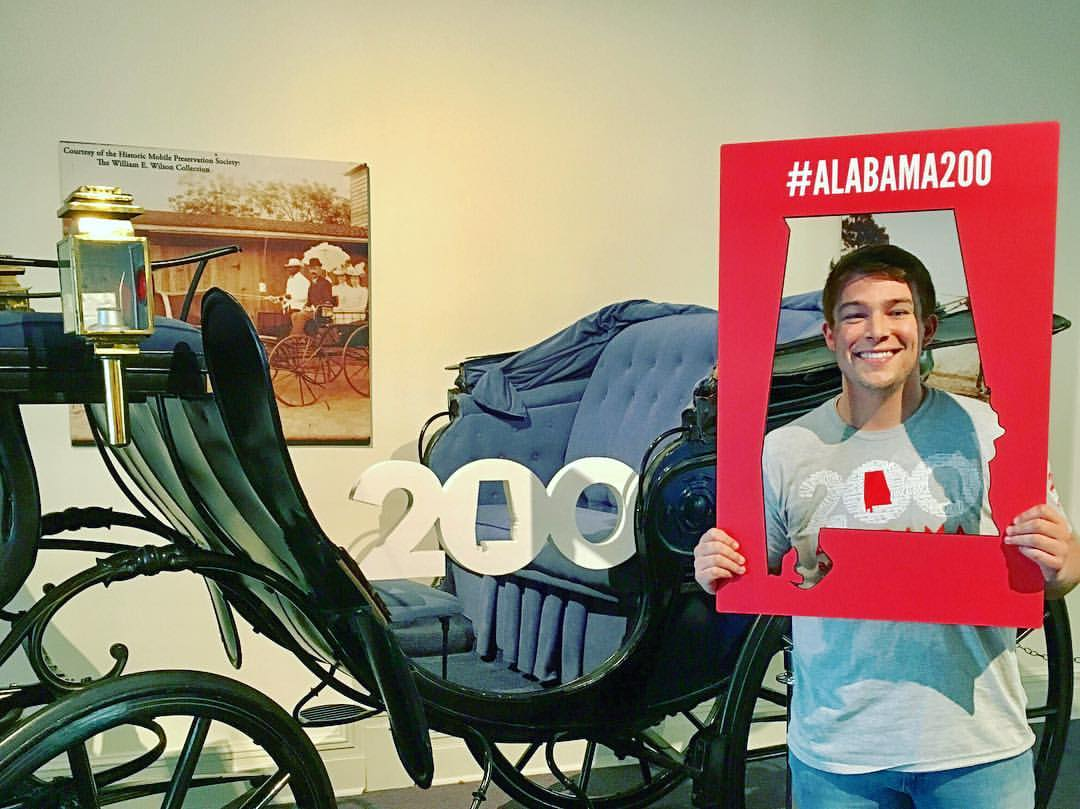 Alabama Bicentennial Celebration Kick-Off