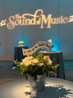 Sound of Music Reception