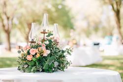Marchand Wedding Table Decor