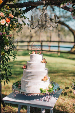 Marchand Wedding Cake