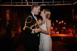 McMullin Wedding - Old Capitol Inn, Jackson, MS