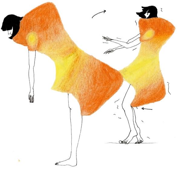 Costume d'Absent 2: Le Bossu, profil
