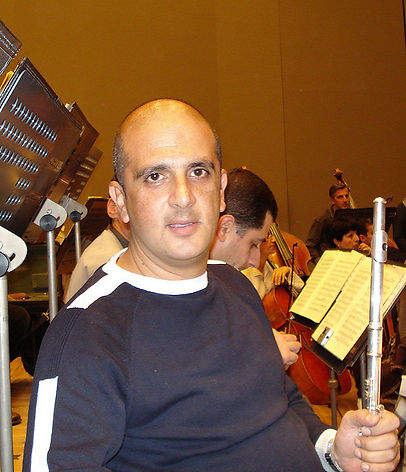 Suren Amirkhanyan, flute, clarinet, & saxophone teacher in GTA