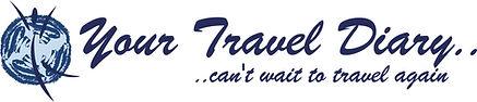 Logo Your travel diary