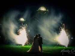 Wedding Pyro