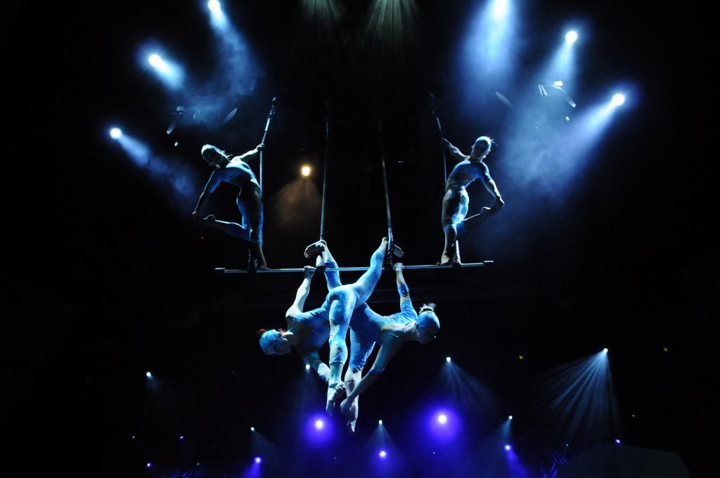 Circo Luci Quad Trapeze
