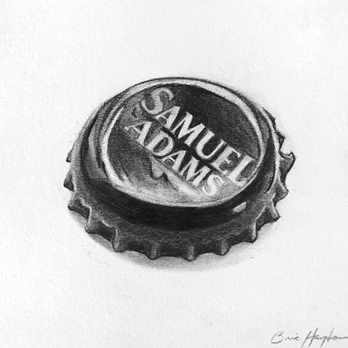 Samuel Adams Bottle Cap