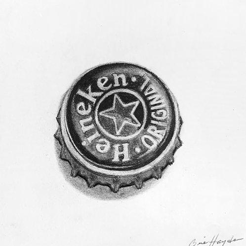 Heineken Bottle Cap