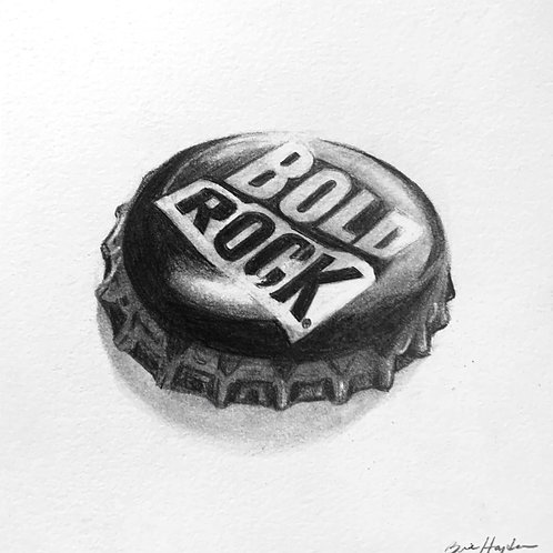 Bold Rock Bottle Cap