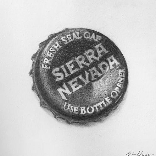 Sierra Nevada Bottle Cap