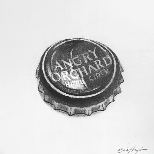 Angry Orchard Bottle Cap