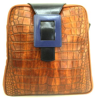 Backpack Brown Multi