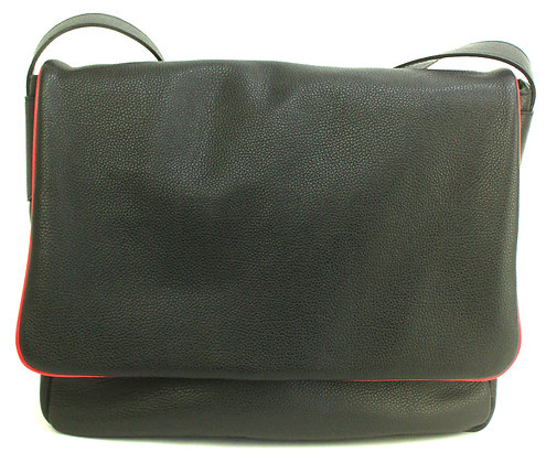 Large Satchel Black