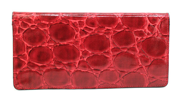 Travel Wallet Red