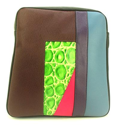 Backpack Green Multi