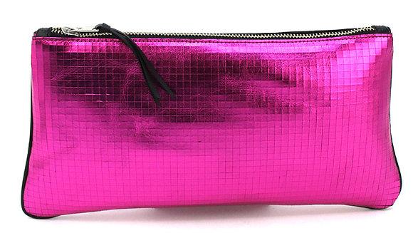 Priya Metallic Pink