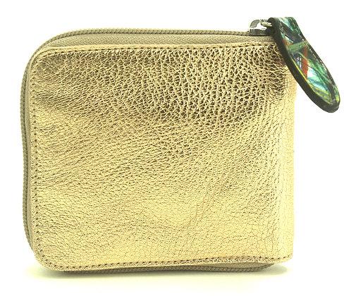 Small Zip Wallet Glitz