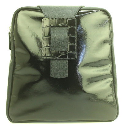 Backpack Black Patent