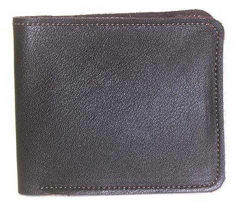 Men's Wallet Chocolate Brown