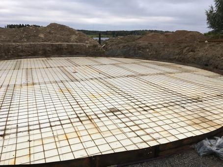 Kahden ensinnäisen biokaasulaitoksen rakennustyöt käynnistyvät