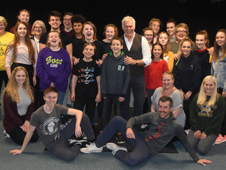 Dave Willetts - Les Miserables Masterclass