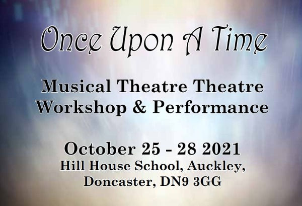 Once Upon A Time - Workshop