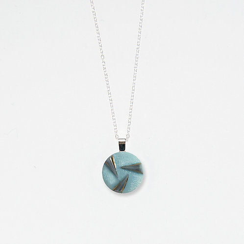 Sky Projectiles Pendant Necklace