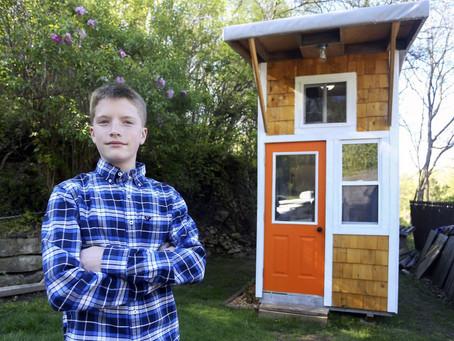 Mini Casa por  1500 dólares.