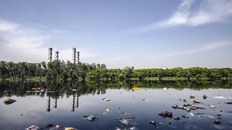 DIA DE COMBATE A POLUIÇÃO   ALERTA SOBRE CONSEQUÊNCIAS E PREJUÍZO AO MEIO AMBIENTE
