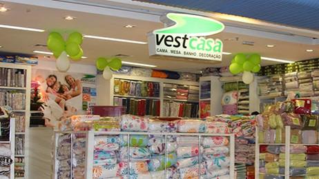 VestCasa - Franquias em Shopping
