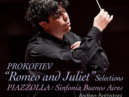 バレエ音楽『ロメオとジュリエット』組曲より ピアソラ