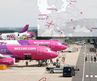 ავიაკომპანია Wizz Air შვეიცარიის ქალაქ ბაზელის მიმართულებით ფრენებს აუქმებს