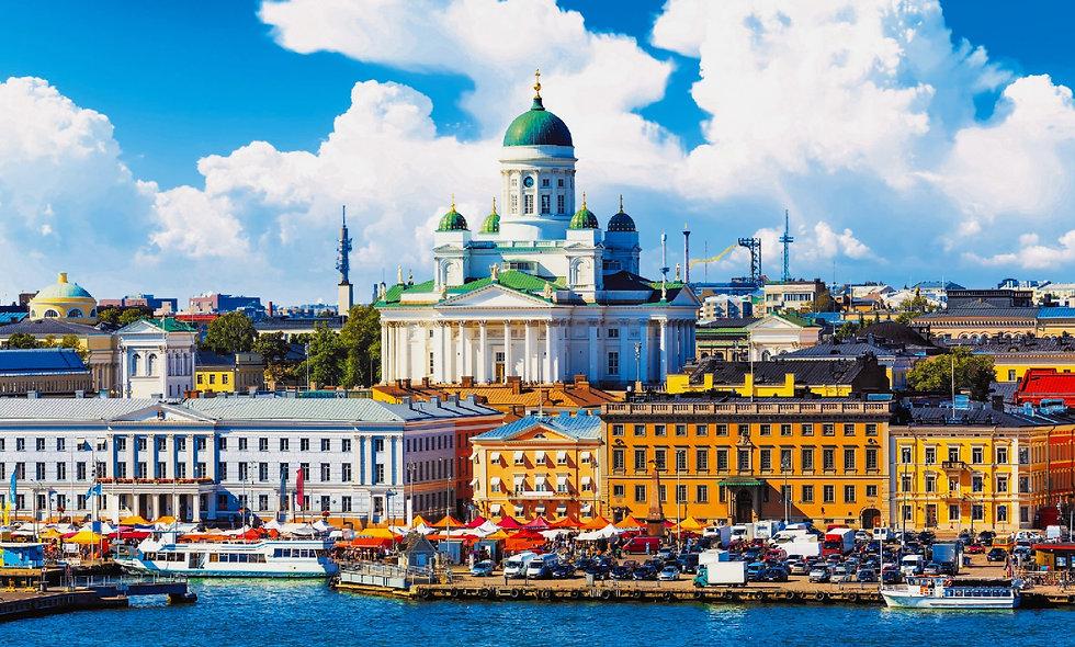 ჰელსინკი, ფინეთი - 7 დღიანი ტური