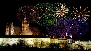 ახალი წელი პრაღაში!